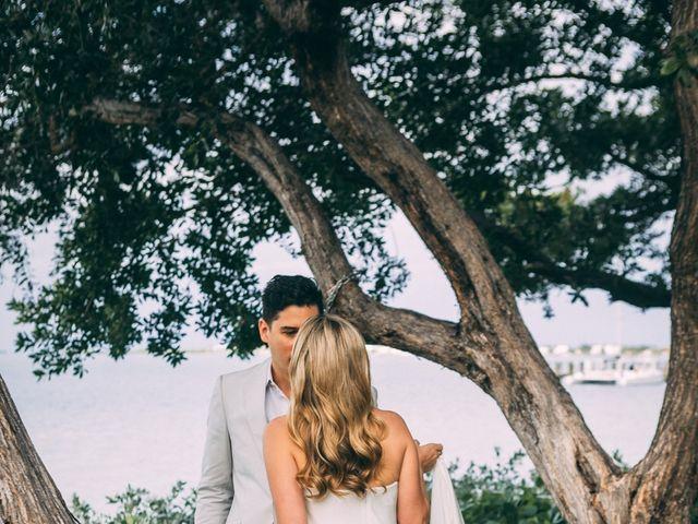 Lauren and Nick's Wedding in Key Largo, Florida 64