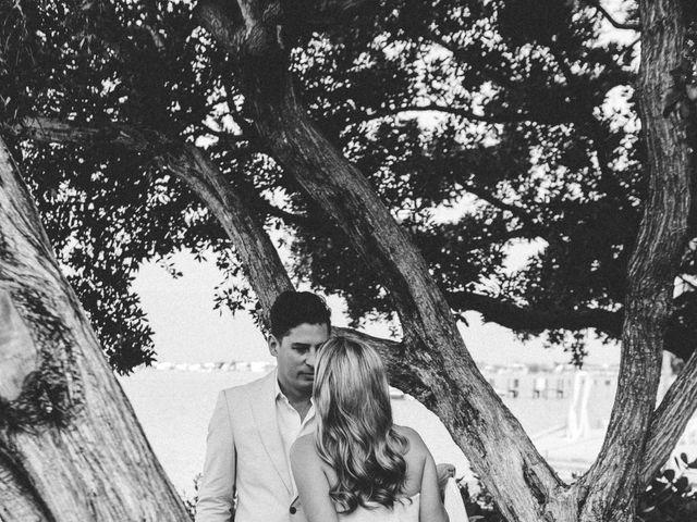 Lauren and Nick's Wedding in Key Largo, Florida 65