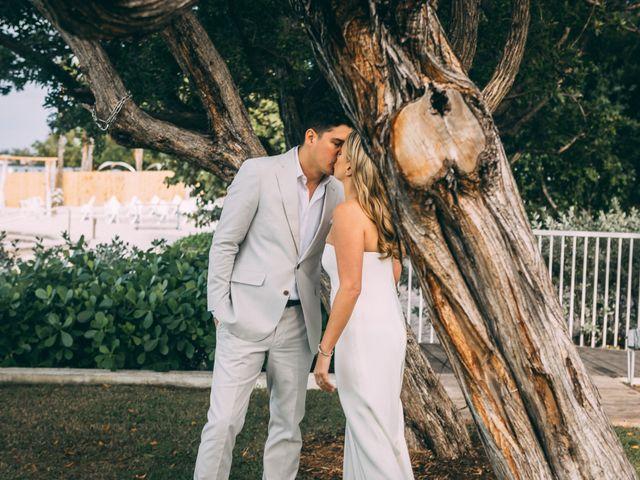 Lauren and Nick's Wedding in Key Largo, Florida 66