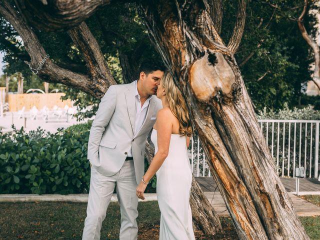 Lauren and Nick's Wedding in Key Largo, Florida 67