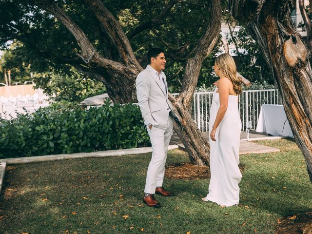 Lauren and Nick's Wedding in Key Largo, Florida 68