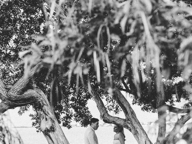Lauren and Nick's Wedding in Key Largo, Florida 69