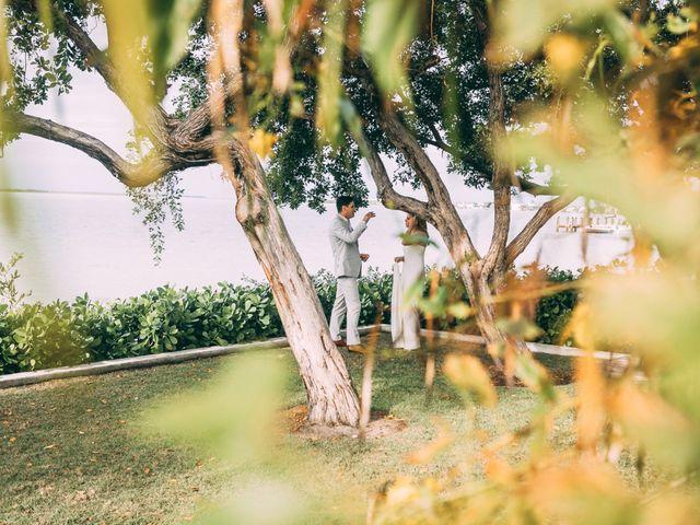 Lauren and Nick's Wedding in Key Largo, Florida 70
