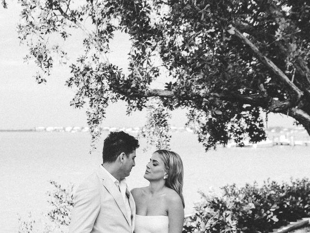 Lauren and Nick's Wedding in Key Largo, Florida 74