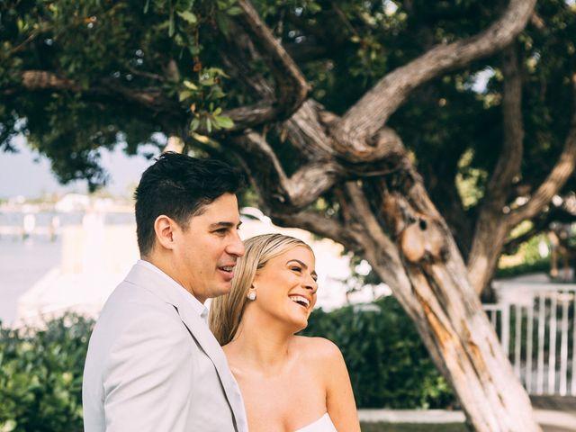 Lauren and Nick's Wedding in Key Largo, Florida 75