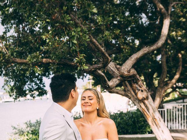 Lauren and Nick's Wedding in Key Largo, Florida 76