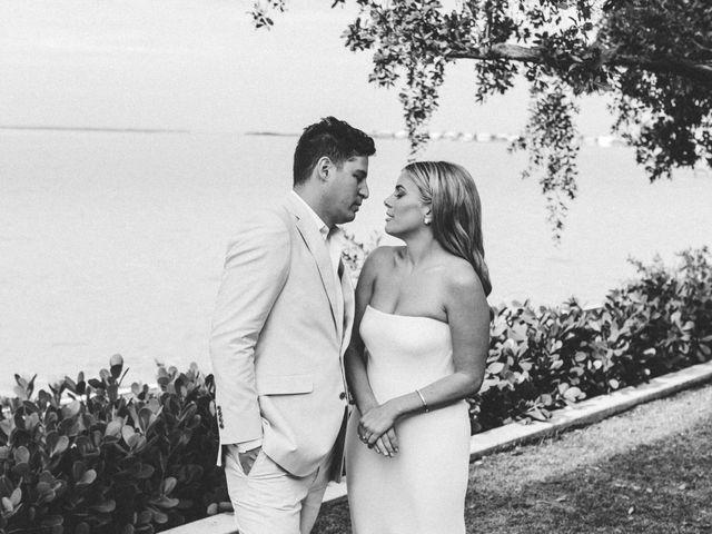 Lauren and Nick's Wedding in Key Largo, Florida 77