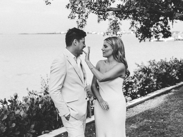 Lauren and Nick's Wedding in Key Largo, Florida 78