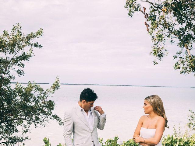 Lauren and Nick's Wedding in Key Largo, Florida 79