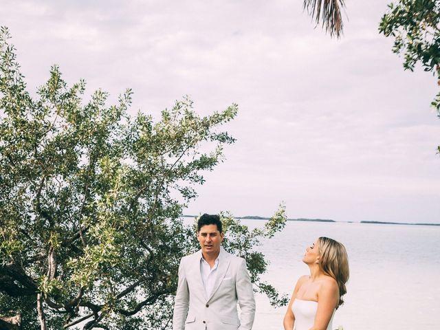 Lauren and Nick's Wedding in Key Largo, Florida 80
