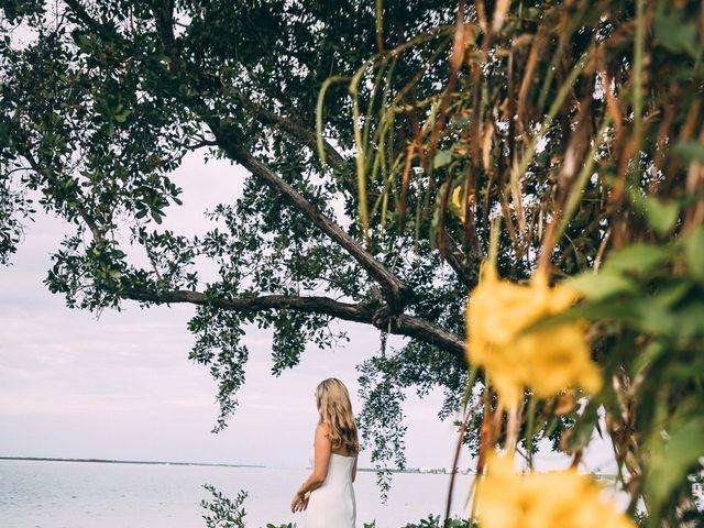 Lauren and Nick's Wedding in Key Largo, Florida 83