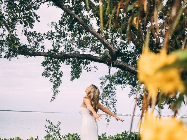 Lauren and Nick's Wedding in Key Largo, Florida 84