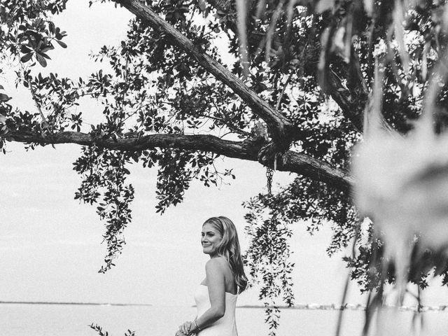 Lauren and Nick's Wedding in Key Largo, Florida 86