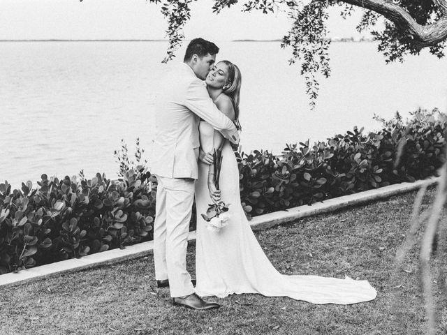 Lauren and Nick's Wedding in Key Largo, Florida 93