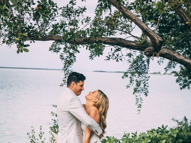 Lauren and Nick's Wedding in Key Largo, Florida 94