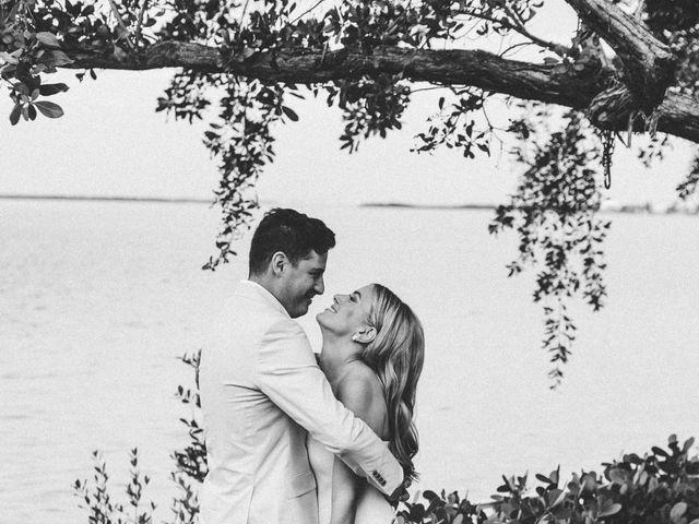Lauren and Nick's Wedding in Key Largo, Florida 95