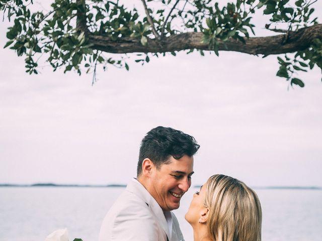 Lauren and Nick's Wedding in Key Largo, Florida 96