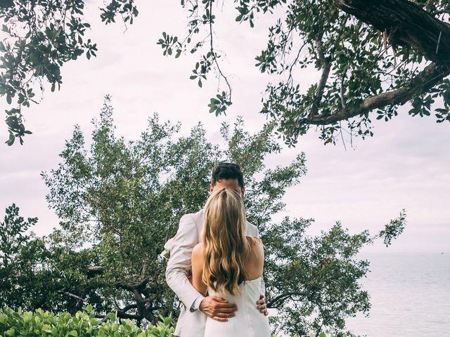 Lauren and Nick's Wedding in Key Largo, Florida 98