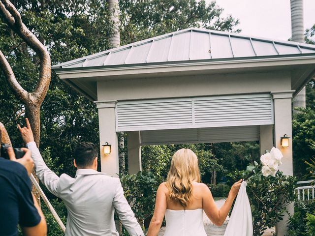 Lauren and Nick's Wedding in Key Largo, Florida 112