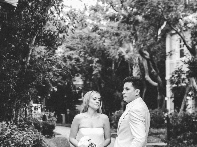 Lauren and Nick's Wedding in Key Largo, Florida 125