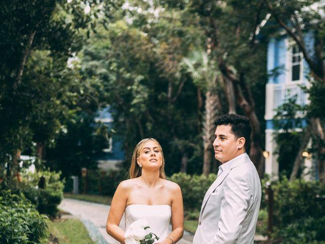 Lauren and Nick's Wedding in Key Largo, Florida 126