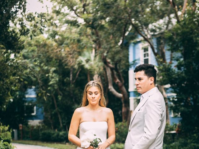 Lauren and Nick's Wedding in Key Largo, Florida 127