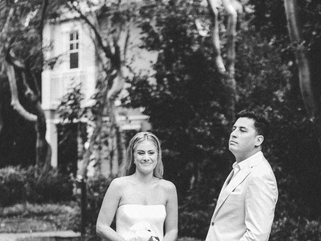 Lauren and Nick's Wedding in Key Largo, Florida 128