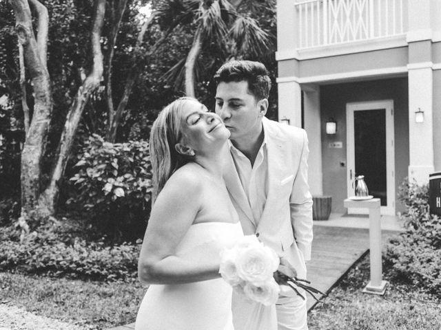 Lauren and Nick's Wedding in Key Largo, Florida 130