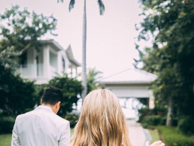 Lauren and Nick's Wedding in Key Largo, Florida 131
