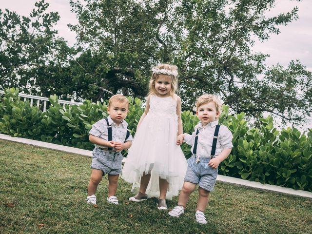 Lauren and Nick's Wedding in Key Largo, Florida 188