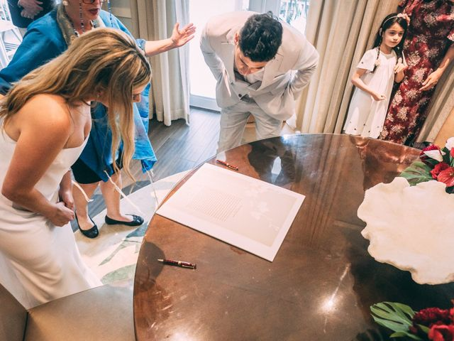 Lauren and Nick's Wedding in Key Largo, Florida 190
