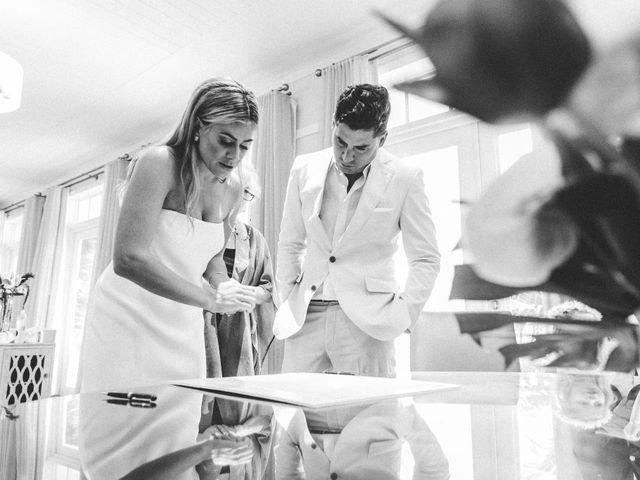Lauren and Nick's Wedding in Key Largo, Florida 194