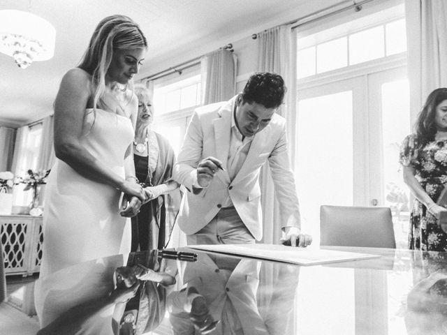 Lauren and Nick's Wedding in Key Largo, Florida 196