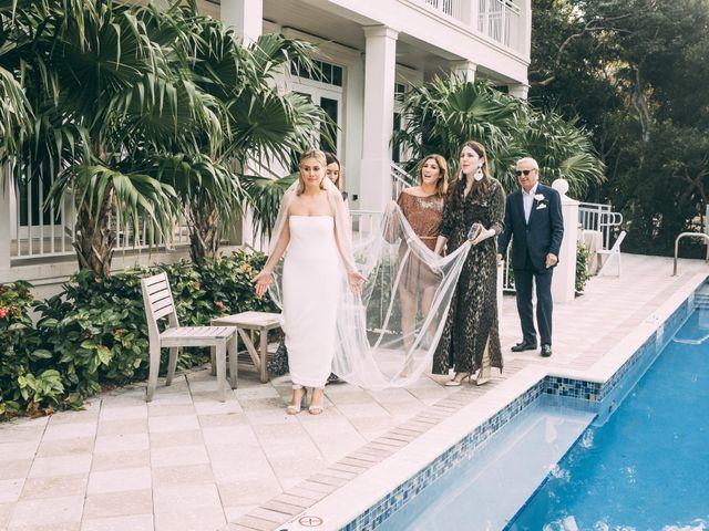 Lauren and Nick's Wedding in Key Largo, Florida 243