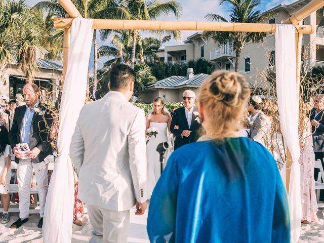 Lauren and Nick's Wedding in Key Largo, Florida 273