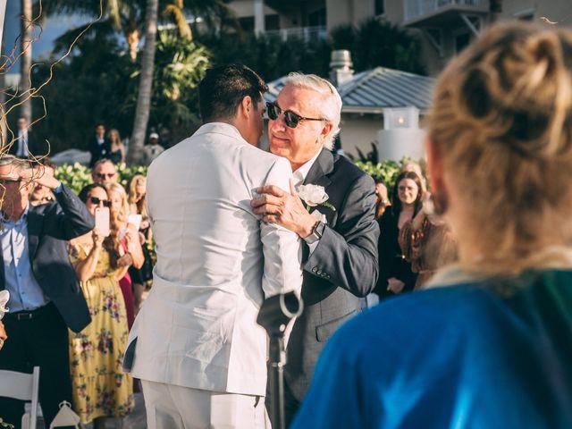 Lauren and Nick's Wedding in Key Largo, Florida 279