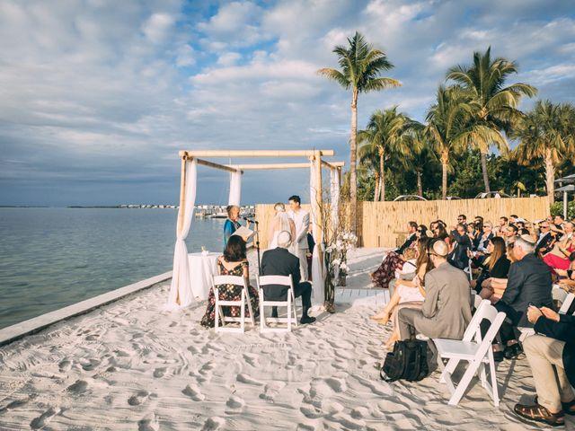 Lauren and Nick's Wedding in Key Largo, Florida 280
