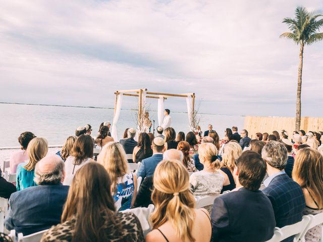 Lauren and Nick's Wedding in Key Largo, Florida 281