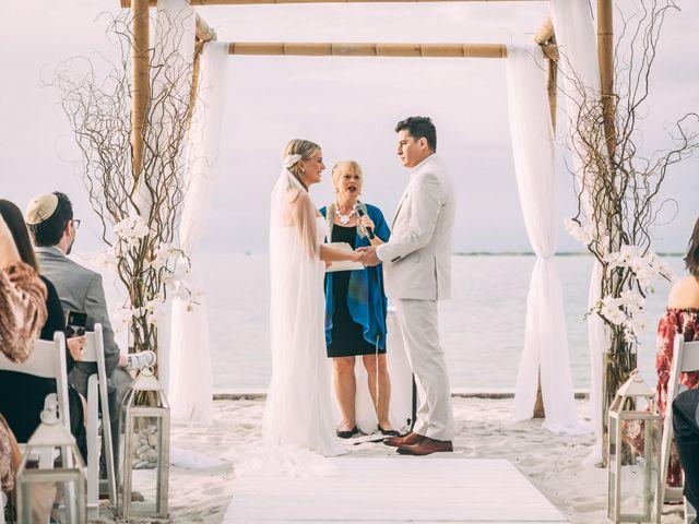 Lauren and Nick's Wedding in Key Largo, Florida 283