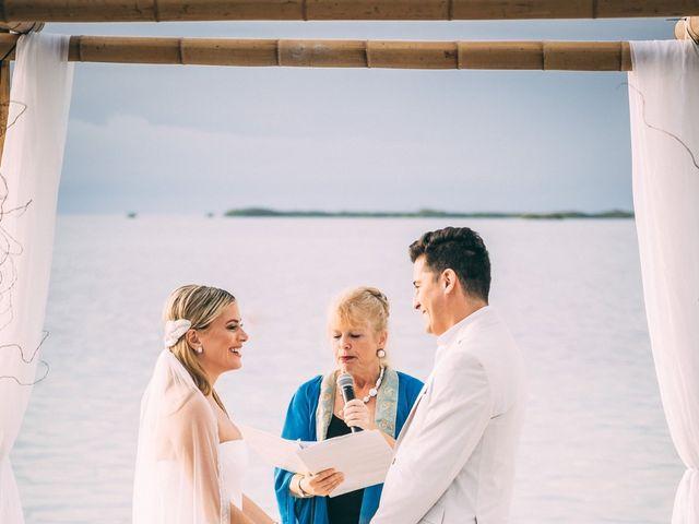 Lauren and Nick's Wedding in Key Largo, Florida 290