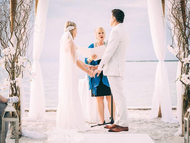 Lauren and Nick's Wedding in Key Largo, Florida 293