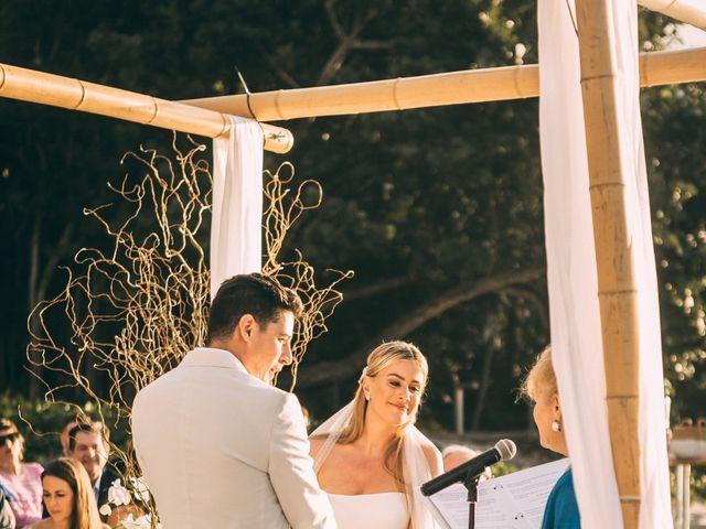 Lauren and Nick's Wedding in Key Largo, Florida 296
