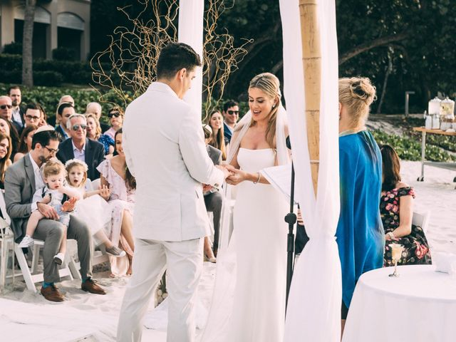 Lauren and Nick's Wedding in Key Largo, Florida 298