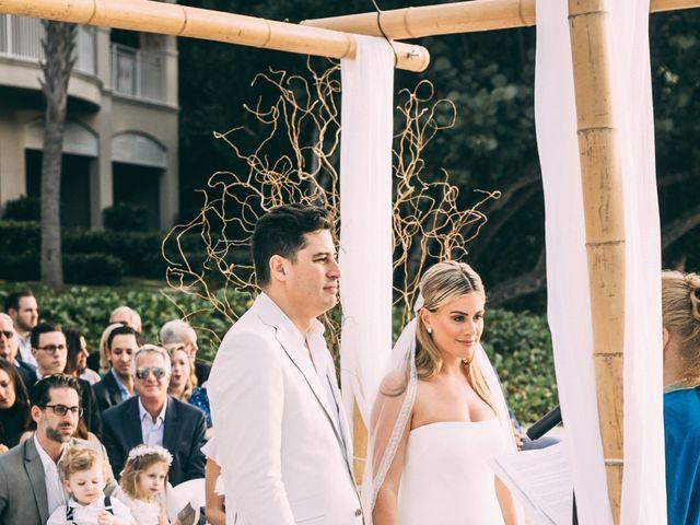 Lauren and Nick's Wedding in Key Largo, Florida 299