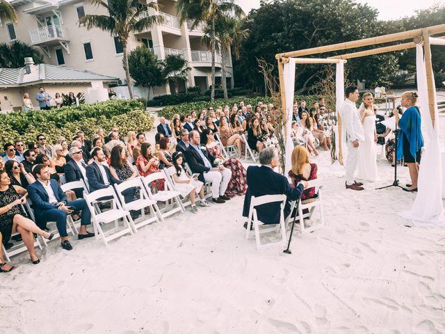 Lauren and Nick's Wedding in Key Largo, Florida 300