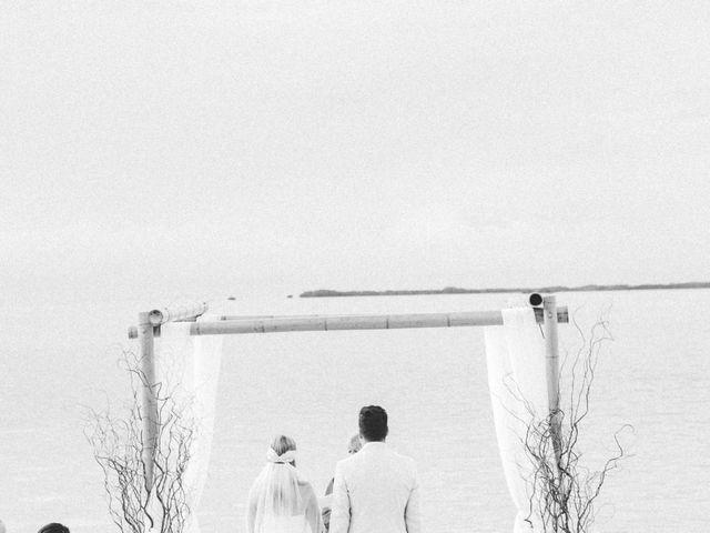Lauren and Nick's Wedding in Key Largo, Florida 305