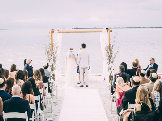 Lauren and Nick's Wedding in Key Largo, Florida 306