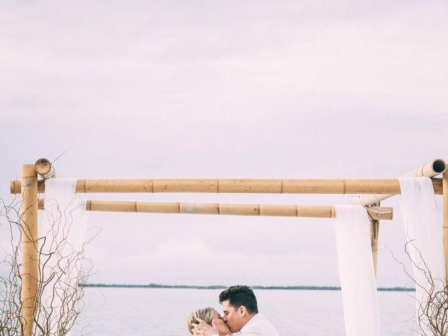 Lauren and Nick's Wedding in Key Largo, Florida 307
