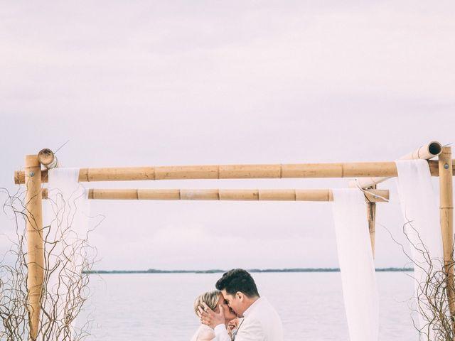 Lauren and Nick's Wedding in Key Largo, Florida 309