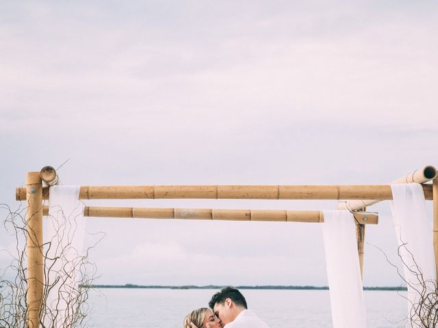 Lauren and Nick's Wedding in Key Largo, Florida 311